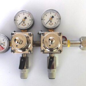 Reduktor podwójny N/CO2 firmy ODL