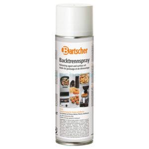 Spray do smażenia do form i blach 6 puszek Bartscher
