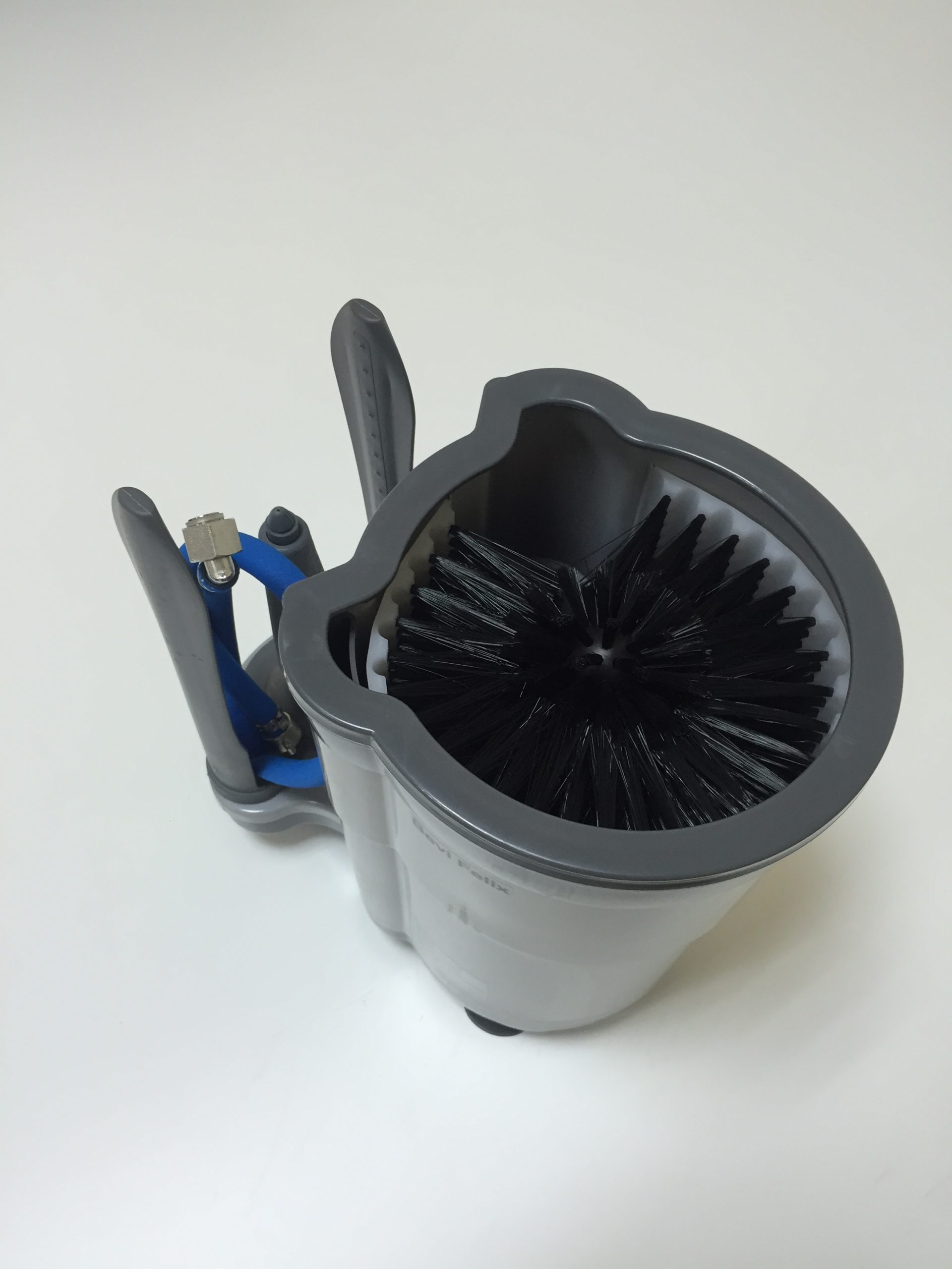 Zmywarka ręczna z funkcją zraszania do szkła BEVI CLEAN FELIX PREMIUM SK 419-001