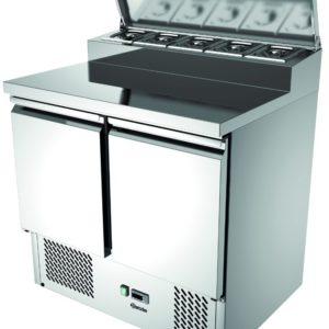 Stół chłodniczy z wentylacją 900T2, 260L Bartscher