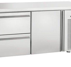 Stół chłodniczy S2T1-150, 230V Bartscher