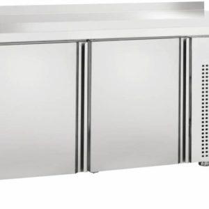 Stół chłodniczy T2 MA z rantem przyściennym 50 mm 230V Bartscher