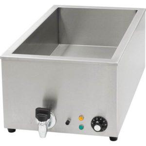 Bemar elektryczny 1/1 GN, głębokość 150 mm 650 SNACK Bratscher