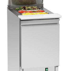 Stół chłodniczy, sałatkowy 230-240V 438T1 Bartscher