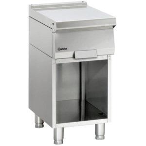 Element roboczy 700 CLASSIC z szufladą na podstawie otwartej szer. 400mm Bartscher