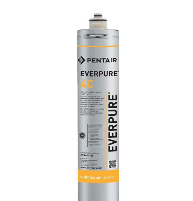 Filtr do wody Everpure EV9601-00 Everpure 4C (wkład) do zimnych napojów premium