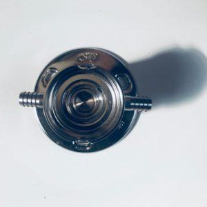 Adapter myjący S na głowicę typu KORB/CORB S MicroMatic z dwoma końcówkami