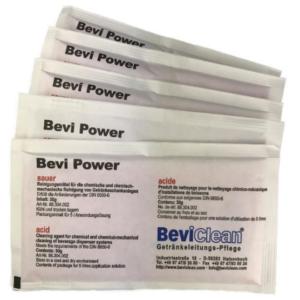 HURT 50 sztuk Bevi Power Preparat do czyszczenia instalacji piwnej KWAS – rozpuszcza kamień i osady piwne