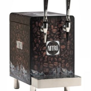 Nitro Coffee folia wydajność 46 litrów/1h