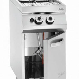 Warnik do gotowania makaronu gazowy z 1 komorą 40L 13,9 kW 900 MASTER Bartscher