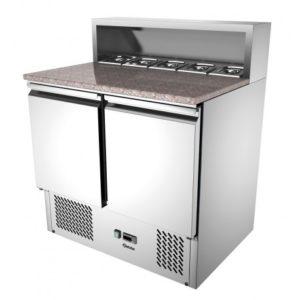 Stół chłodniczy do pizzy 900T2 220-240V Bartscher