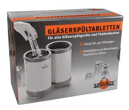 Tabletki do mycia i nabłyszczania kufli Spulboy 750 g SPÜLBOY