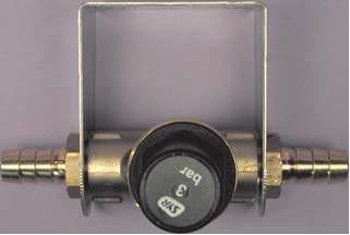 Reduktor ciśnienia wody 3 bar PZ