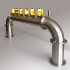 Kolumny do piwa CORTA